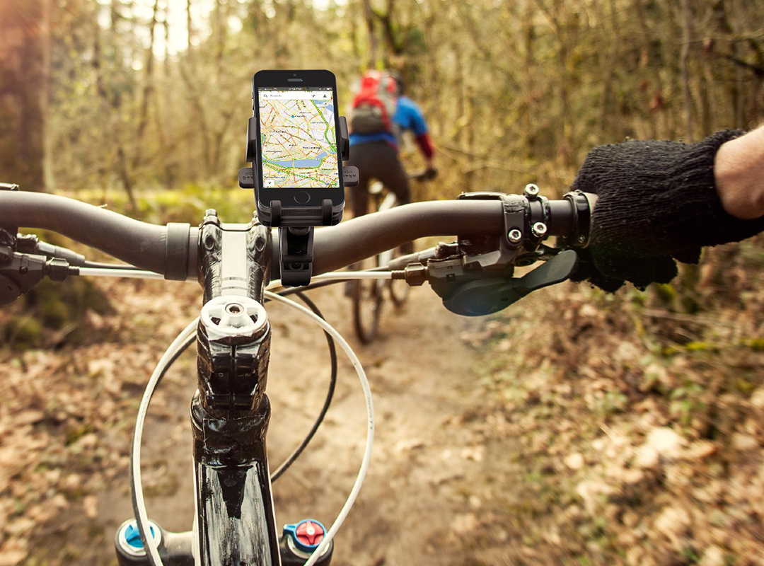 Купить велосипедный держатель iottie easy one touch universal bike mount для смартфонов чёрный в официальном интернет-магазине i