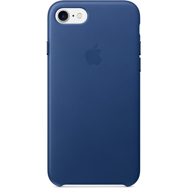 Кожаный чехол Apple Case для iPhone 7 (Айфон 7) синий сапфирЧехлы для iPhone 7<br>Кожаный чехол Apple Case для iPhone 7 (Айфон 7) синий сапфир<br><br>Цвет товара: Синий<br>Материал: Натуральная кожа