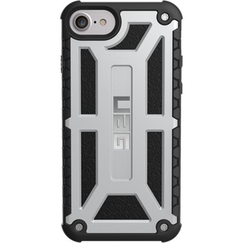 Чехол UAG Monarch Series Case для iPhone 6/6s/7 серебристый от iCases