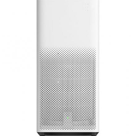 Очиститель воздуха Xiaomi Mi Air Purifier 2Метеостанции, очистители, датчики<br>Очиститель воздуха Xiaomi Mi Air Purifier 2<br><br>Материал: Пластик