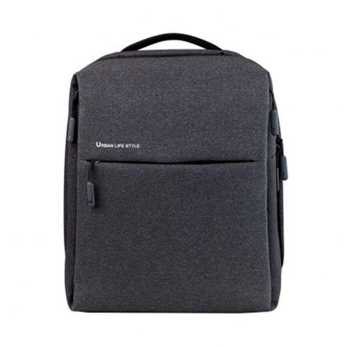 Рюкзак Xiaomi Simple Urban Life Style для MacBook 13 чёрныйЧехлы для MacBook Air 11<br>Xiaomi Simple Urban Life Style создан специально для городской среды.<br><br>Цвет товара: Чёрный<br>Материал: Полиэстер