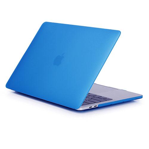 Чехол BTA-Workshop Polycarbonate Shell для MacBook Pro 15 Retina (2016) синийЧехлы для MacBook Pro 15 Touch Bar<br>Прочный и лёгкий чехол для Вашего MacBook Pro 15 Retina (2016).<br><br>Цвет товара: Синий<br>Материал: Поликарбонат