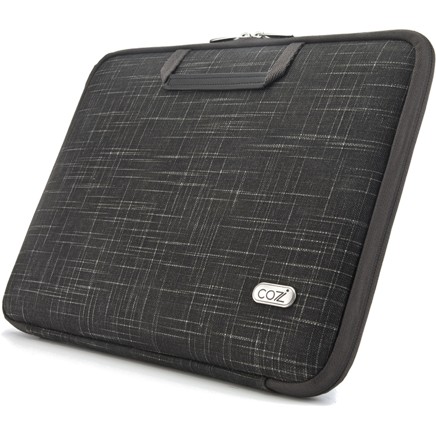 "Сумка Cozistyle Smart Sleeve Linen для MacBook 13"" чёрная (CSLNC1303)"
