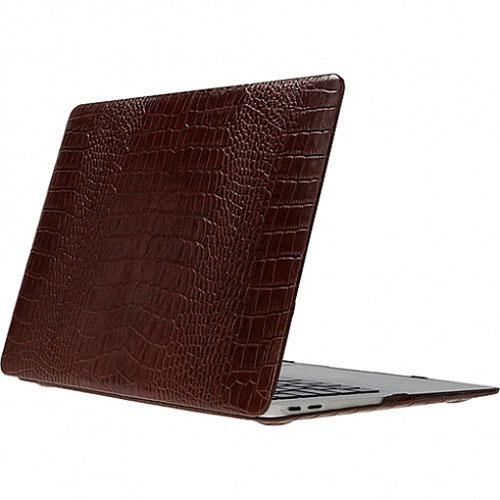 Чехол Royal De Lis для MacBook Pro 15 Touch Bar (New 2016) коричневая кожаЧехлы для MacBook Pro 15 Touch Bar 2016<br>Элегантный и надежный — вот как можно охарактеризовать чехол-накладку для нового MacBook от Royal De Lis.<br><br>Цвет товара: Коричневый<br>Материал: Натуральная кожа, пластик