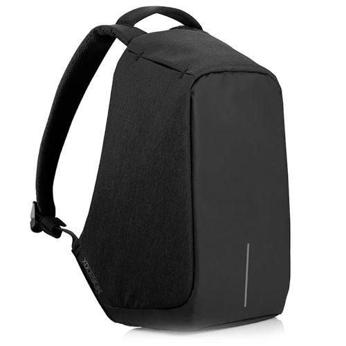 Рюкзак XD Design Bobby для ноутбука 15 чёрныйРюкзаки<br>Рюкзак Bobby довольно большой и вместительный.<br><br>Цвет товара: Чёрный<br>Материал: Текстиль, полипропилен, полиэстер