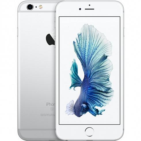 Apple iPhone 6s Plus – 32 Гб серебристыйApple iPhone 6/6s/Plus<br>Apple iPhone 6s Plus — это инновации на всех уровнях.<br><br>Цвет товара: Серебристый<br>Материал: Металл<br>Модификация: 32 Гб
