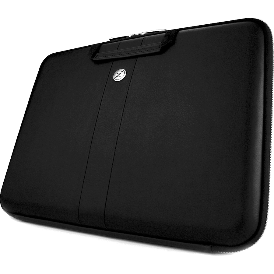 "Сумка Cozistyle Smart Sleeve Leather для MacBook 13"" чёрная (CLNR1309)"