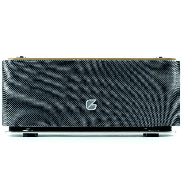 Портативная колонка GZ Electronics LoftSound GZ-44 серебристая
