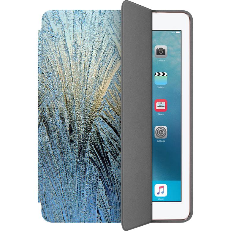 Чехол Muse Smart Case для iPad Pro (10.5) Синие камышиЧехлы для iPad Pro 10.5<br>Чехлы Muse Smart Case — это индивидуальность, насыщенность красок, оригинальные принты и надёжная защита от повреждений.<br><br>Цвет товара: Синий<br>Материал: Поликарбонат, полиуретановая кожа