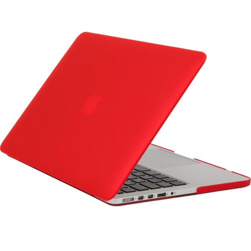Чехол-крышка DAAV Doorkijk для MacBook Pro 15 Retina красныйЧехлы для MacBook Pro 15 Retina<br>Чехол-крышка DAAV Doorkijk для MacBook Pro 15 Retina красный<br><br>Цвет товара: Красный<br>Материал: Поликарбонат