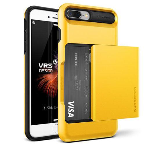 Чехол Verus Damda Glide для iPhone 7 Plus (Айфон 7 Плюс) жёлтый (VRIP7P-DGLYW)Чехлы для iPhone 7 Plus<br>Чехол Verus для iPhone 7 Plus Damda Glide, желтый (904646)<br><br>Цвет товара: Жёлтый<br>Материал: Поликарбонат, полиуретан
