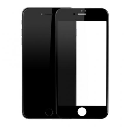 Защитное стекло Diamond 3D Tempered Glass для iPhone 7 Plus чёрноеСтекла/Пленки на смартфоны<br>Стекло от итальянской фирмы Diamond создано, чтобы уберечь сенсорный дисплей смартфона от повреждений, ведь ему нужна защита не меньше, чем корпусу смартфона.<br><br>Цвет товара: Чёрный<br>Материал: Стекло