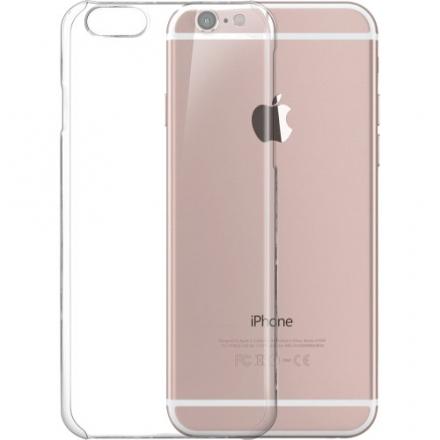 Чехол Gurdini Silicone Case Ultrathin для iPhone 6/6sЧехлы для iPhone 6/6s<br>Чехол Gurdini для iPhone 6/6s ультратонкий<br><br>Цвет товара: Прозрачный<br>Материал: Силикон