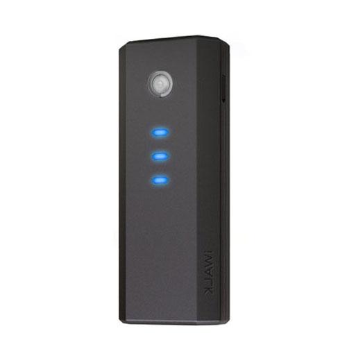 Внешний аккумулятор iWalk Extreme 5200 Duo 5200 mAh (UBE5200D) чёрныйВнешние аккумуляторы<br>Дополнительны аккумулятор iWalk Extreme5200, 5200mAh фонарик LED черный<br><br>Цвет товара: Чёрный<br>Материал: Пластик