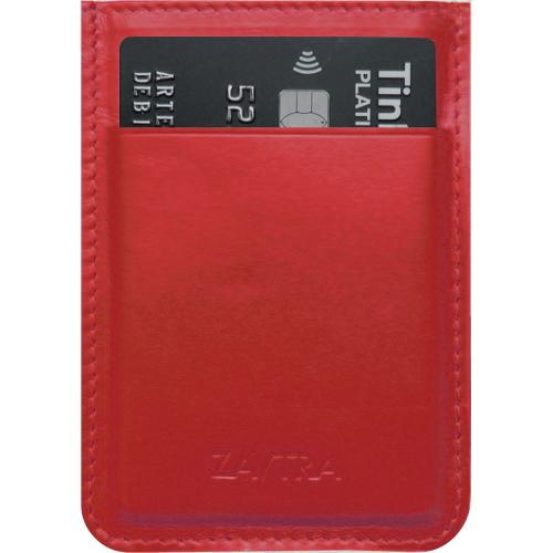 Минималистичный кошелек ZAVTRA красныйКошельки и портмоне<br>Практичность и минимализм.<br><br>Цвет товара: Красный<br>Материал: Натуральная кожа