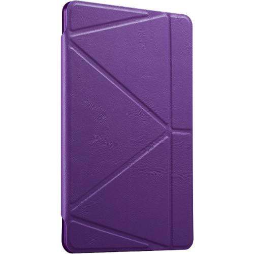 Чехол Gurdini Flip Cover для iPad mini 4 фиолетовыйЧехлы для iPad mini 4<br>Чехол Gurdini Flip Cover — отличная пара для вашего планшета от Apple. Сделан в Италии, создан с душой!<br><br>Цвет товара: Фиолетовый<br>Материал: Искусственная кожа, пластик