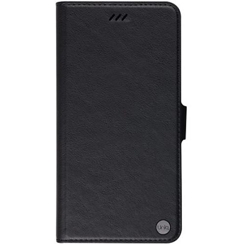 Чехол Uniq Journa+ Heritage для Xiaomi RedMi 4A чёрныйЧехлы для Xiaomi<br>Uniq Journa+ Heritage — изящный и функциональный чехол для Xiaomi RedMi 4A.<br><br>Цвет товара: Чёрный<br>Материал: Экокожа, пластик