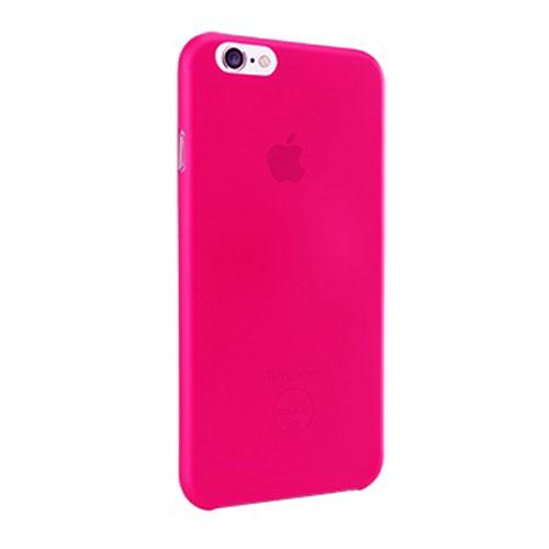 Чехол Ozaki O!coat 0.4 Jelly Pro GapFree Case для iPhone 6/6s розовыйЧехлы для iPhone 6/6s<br>Чехол Ozaki O!coat 0.3 Jelly Pro Gapfree iPhone 6 [4.7] pink<br><br>Цвет товара: Розовый<br>Материал: Пластик