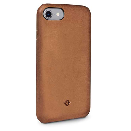 Чехол Twelve South Relaxed для iPhone 7 светло-коричневыйЧехлы для iPhone 7/7 Plus<br>Чехол Twelve South Relaxed не только защитит смартфон от механических повреждений, но и придаст ему изысканный внешний вид.<br><br>Цвет товара: Коричневый<br>Материал: Натуральная кожа, поликарбонат