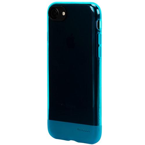 Чехол Incase Protective Cover для iPhone 7 голубойЧехлы для iPhone 7<br>Incase Protective Cover - это стильный защитный чехол для iPhone 7.<br><br>Цвет товара: Голубой