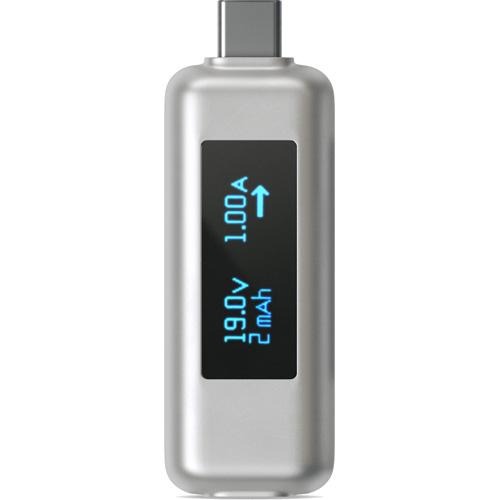 Тестер-предохранитель Satechi Type-C Power Meter (ST-TCPM)Хабы - разветвители USB<br>Тестер-предохранитель Satechi Type-C Power Meter (ST-TCPM)<br><br>Цвет товара: Серебристый<br>Материал: Алюминий