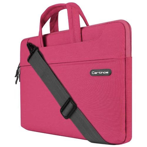 Сумка Cartinoe Starry Series для MacBook 13 розоваяСумки для ноутбуков<br>Cartinoe Starry Series — стильная и удобная сумка для ноутбуков с диагональю до 13 дюймов.<br><br>Цвет товара: Розовый<br>Материал: Текстиль