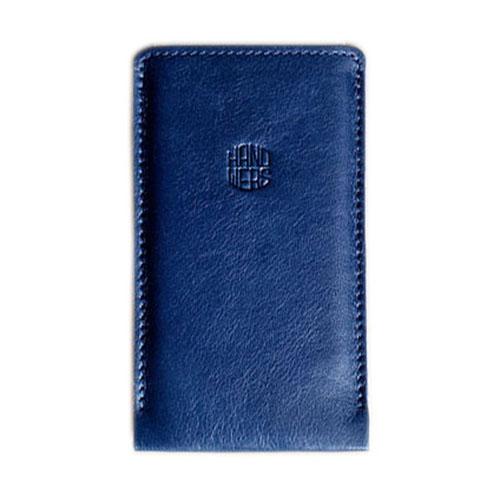 Чехол Handwers Hike для iPhone 6/6s/7 синийЧехлы для iPhone 7<br>Чехол Handwers Hike для iPhone 6/6s Синий<br><br>Цвет товара: Синий<br>Материал: Натуральная кожа, войлок