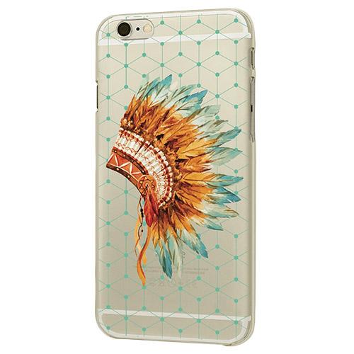 Чехол iPapai для iPhone 6/6s Этника (Индеец)Чехлы для iPhone 6/6s<br>Чехол iPapai Этника (Индеец) для iPhone 6/6s<br><br>Цвет товара: Разноцветный<br>Материал: Пластик