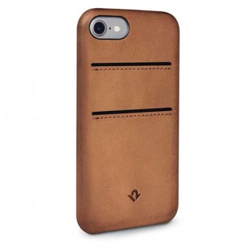 Чехол Twelve South Relaxed With Pockets для iPhone 7 светло-коричневый