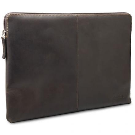 "Чехол Dbramante1928 Skagen для Macbook 13"" Темно-коричневый (Hunter)"