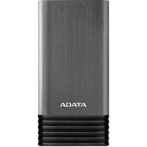 Внешний аккумулятор ADATA X7000 PowerBank 7000 mAh серый титанДополнительные и внешние аккумуляторы<br>ADATA X7000 — это мощный портативный аккумулятор (объемом 7000 мАч) для безопасной и быстрой подзарядки ваших гаджетов!<br><br>Цвет товара: Серый<br>Материал: Алюминий, пластик