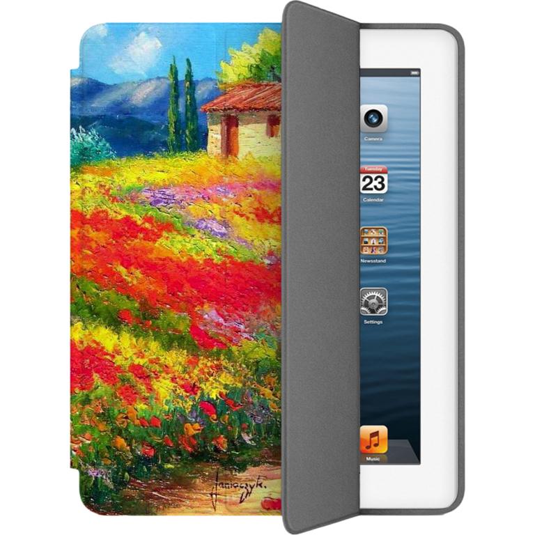 Чехол Muse Smart Case для iPad 2/3/4 Очаровательный ПровансЧехлы для iPad 1/2/3/4<br>Чехлы Muse — это индивидуальность, насыщенность красок, ультрасовременные принты и надёжность.<br><br>Цвет: Разноцветный<br>Материал: Поликарбонат, полиуретановая кожа