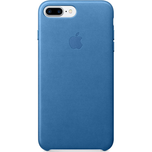 Кожаный чехол Apple Case для iPhone 7 Plus (Айфон 7 Плюс) синее мореЧехлы для iPhone 7 Plus<br>Кожаный чехол Apple Case для iPhone 7 Plus (Айфон 7 Плюс) синее море<br><br>Цвет товара: Синий<br>Материал: Натуральная кожа