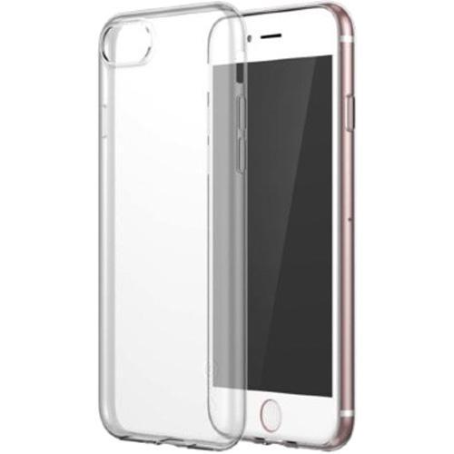 Чехол LAB.C Slim Soft для iPhone 8, iPhone 7 прозрачныйЧехлы для iPhone 7<br>Ультратонкий и лёгкий чехол LAB.C Slim Soft создан, чтобы защищать ваш iPhone словно невидимый щит.<br><br>Цвет товара: Прозрачный<br>Материал: Пластик