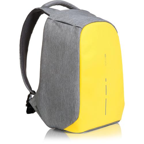 Рюкзак XD Design Bobby Compact для Macbook 13 жёлтыйРюкзаки<br>Функциональный и стильный Bobby Compact обеспечит надёжную защиту вашим вещам.<br><br>Цвет товара: Жёлтый<br>Материал: Текстиль, полипропилен, полиэстер