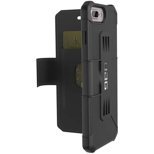 Чехол UAG Metropolis Series Case для iPhone 6 Plus/6s Plus/7 Plus/8 Plus чёрныйЧехлы для iPhone 6/6s Plus<br>Чехлы от компании Urban Armor Gear разработаны и спроектированы таким образом, чтобы обеспечить максимальную защиту вашему смартфону, при этом со...<br><br>Цвет товара: Чёрный<br>Материал: Термопластичный полиуретан, поликарбонат