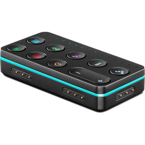 Дополнительный модуль ROLI Live Block для работы с MIDI-контроллером ROLI Lightpad BlockОборудование для звукозаписи<br><br><br>Цвет: Чёрный<br>Материал: Пластик, алюминий