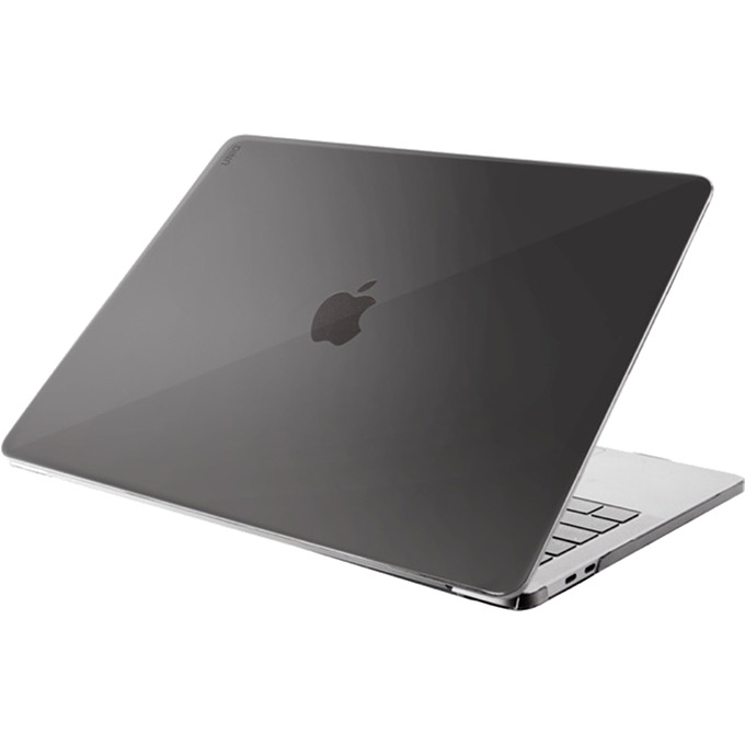 "Чехол Uniq Husk Pro INVISI для Macbook Pro 13"" (2016) Clear Black"