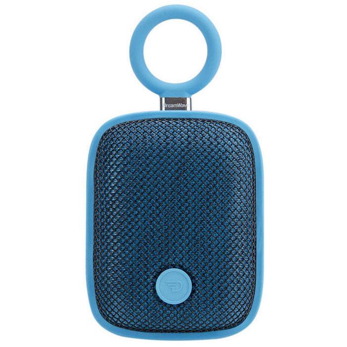 Портативная колонка DreamWave Bubble Pod синяяКолонки и акустика<br>DreamWave Bubble Pod – это яркая и мощная портативная колонка!<br><br>Цвет товара: Синий<br>Материал: Пластик, силикон