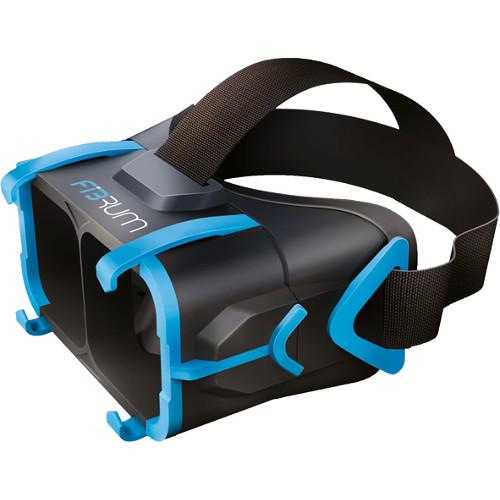 Шлем виртуальной реальности FIBRUM ProОчки виртуальной реальности<br>Шлем виртуальной реальности FIBRUM Pro<br><br>Цвет товара: Чёрный<br>Материал: Пластик, текстиль