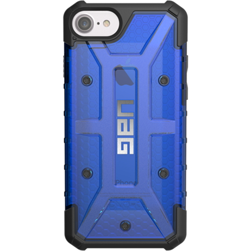 Чехол UAG Plazma Series Case для iPhone 6/6s/7 синий CobaltЧехлы для iPhone 7<br>Чехлы от компании Urban Armor Gear разработаны и спроектированы таким образом, чтобы обеспечить максимальную защиту вашему смартфону, при этом со...<br><br>Цвет товара: Синий<br>Материал: Пластик