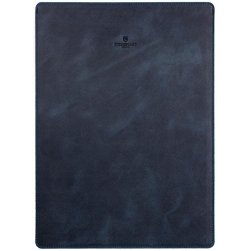 Кожаный чехол Stoneguard для iPad Pro 12.9 синий Ocean (511)Чехлы для iPad Pro 12.9<br>Находитесь в поисках идеального чехла для своего iPad Pro 12.9? Тогда вам обязательно придётся по душе чехол от Stoneguard, который был создан чтобы з...<br><br>Цвет товара: Синий<br>Материал: Натуральная кожа, фетр