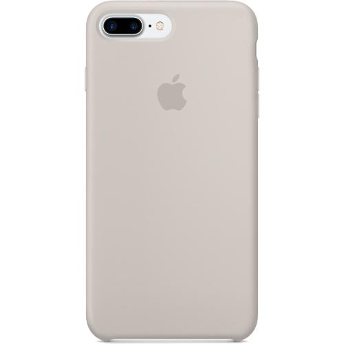 Силиконовый чехол Apple Case для iPhone 7 Plus (Айфон 7 Плюс) бежевыйЧехлы для iPhone 7 Plus<br>Apple Case специально созданы для iPhone 7 Plus!<br><br>Цвет товара: Бежевый<br>Материал: Силикон