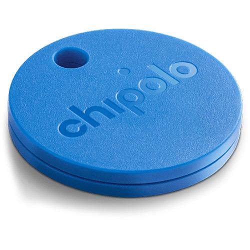 Поисковый трекер Chipolo Plus (CH-CPM6-BE-O-G) синийМетки местоположения, GPS-трекеры<br><br><br>Цвет: Синий<br>Материал: Пластик