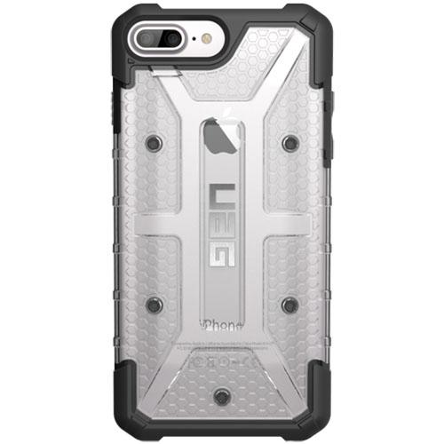 Чехол UAG Plazma Series Case для iPhone 6 Plus/6s Plus/7 Plus прозрачный IceЧехлы для iPhone 7 Plus<br>Чехлы от компании Urban Armor Gear разработаны и спроектированы таким образом, чтобы обеспечить максимальную защиту вашему смартфону, при этом со...<br><br>Цвет товара: Прозрачный<br>Материал: Пластик