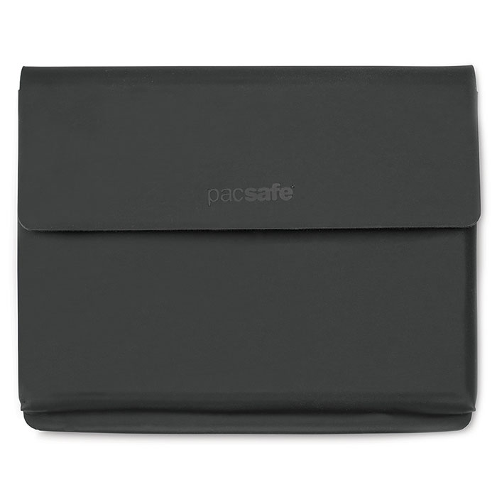 Кошелёк PacSafe RFIDsafe TEC Passport Wallet чёрный от iCases