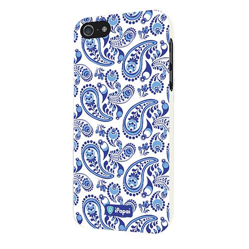 Чехол iPapai для iPhone 6/6s Гжель (Белая)Чехлы для iPhone 6/6s<br>Чехол iPapai Гжель (Белая) для iPhone 6/6s<br><br>Цвет товара: Разноцветный<br>Материал: Пластик