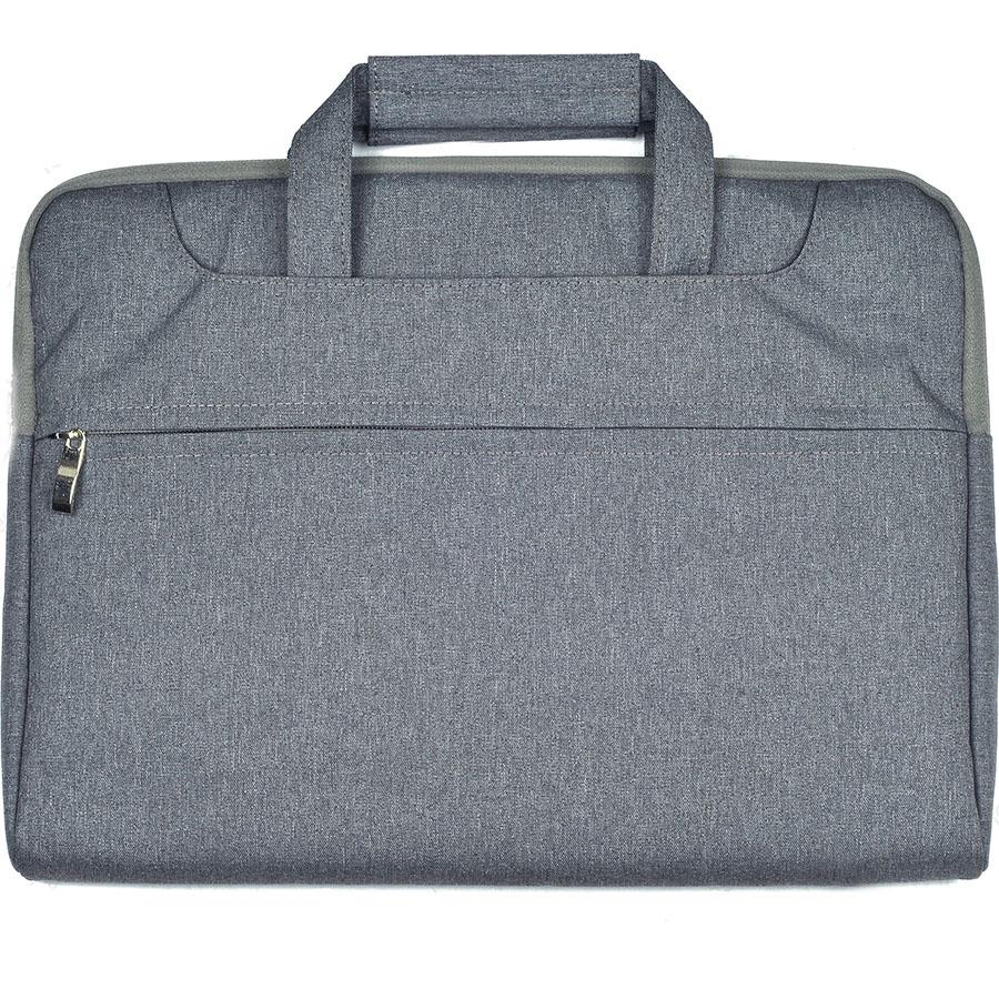 Сумка DDC Eco Series для MacBook 15 сераяСумки для ноутбуков<br>DDC Eco Series станет верным спутником активного, делового человека.<br><br>Цвет товара: Серый<br>Материал: Текстиль