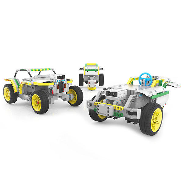 Робот-конструктор Ubtech Jimu Karbot Kit