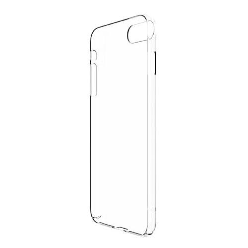 Чехол Just Mobile TENC для iPhone 7 Plus (Айфон 7 Плюс) прозрачныйЧехлы для iPhone 7/7 Plus<br>Чехол-накладка Just Mobile TENC для iPhone7 Plus - прозрачный глянцевый<br><br>Цвет товара: Прозрачный<br>Материал: Поликарбонат